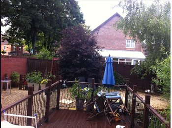 EasyRoommate UK -  double room - Stoke-on-Trent, Stoke-on-Trent - £375 pcm
