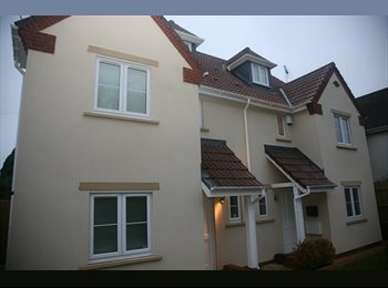EasyRoommate UK - Newly built shared house - Brislington, Bristol - £410 pcm