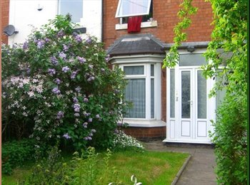 EasyRoommate UK - Double room near University of Birmingham - Selly Oak, Birmingham - £360 pcm