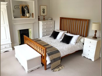 Double room in beautiful Edwardian house