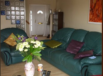 EasyRoommate UK - Comfy single room in Aldershot for non-smoker. - Aldershot, Hart and Rushmoor - £330 pcm
