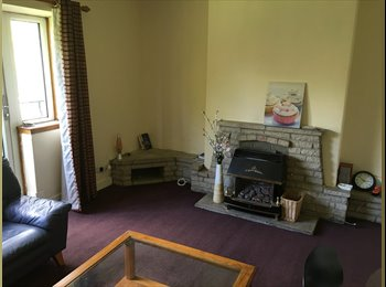 EasyRoommate UK - Double Room in a great flat, west end, Glasgow - £400 pcm