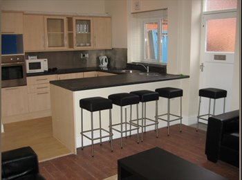 EasyRoommate UK - FREE BILLS & FEES room to rent in GOSFORTH NEWCASTLE - Gosforth, Newcastle upon Tyne - £340 pcm