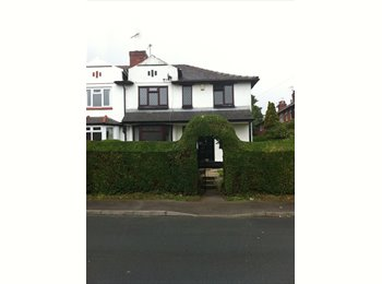 Double room in a nice semi detached house