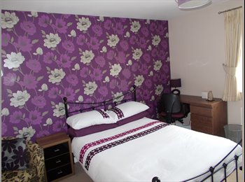 EasyRoommate UK -  LARGE Double room with Own Bathroom (Cosham)., Portsmouth - £550 pcm