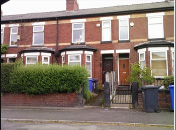EasyRoommate UK - Double room in friendly house, rent inc bills - Withington, Manchester - £350 pcm