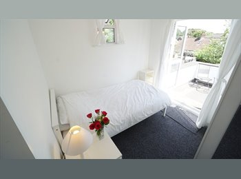Large Bright Double Room in Luxury House