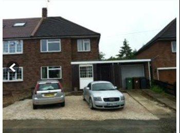 EasyRoommate UK - Double room to rent in large house - Borehamwood, Borehamwood - £550 pcm