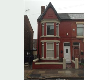EasyRoommate UK - 4 Double Rooms, Smithdown/Wavertree area - Wavertree, Liverpool - £325 pcm