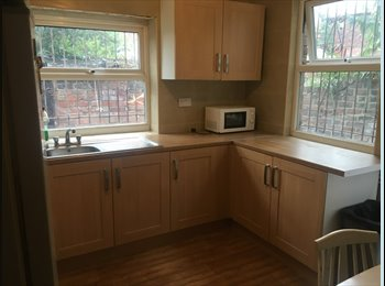 EasyRoommate UK - Wavertree 1 double room for students/proffs - Wavertree, Liverpool - £290 pcm