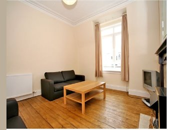 EasyRoommate UK - 1 x double room in immaculate 2 double bedroom flat, Aberdeen - £350 pcm