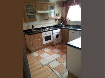 DOUBLE BEDROOMS IN REFURBISHED HOUSE