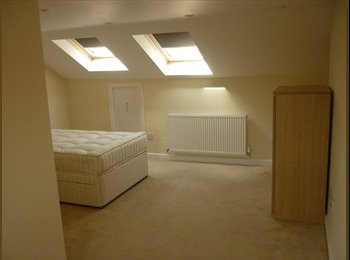 EasyRoommate UK - first class loft flat and double rooms - Leicester Centre, Leicester - £275 pcm