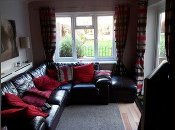 EasyRoommate UK - Double in Yate/Chipping Sodbury in large 3bed - Chipping Sodbury, Bristol - £400 pcm