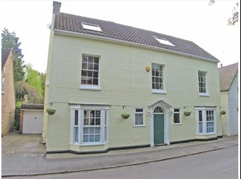 EasyRoommate UK - Large double rooms to let in lovely village - Alveston, Stratford-upon-Avon - £433 pcm