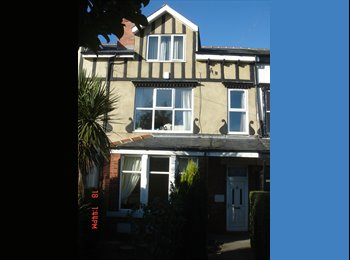 Double Bedroom in a Victorian House Share