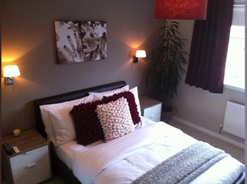 Large Furnished Double Room - Cambuslang