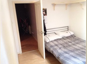 2 large double rooms to rent very central