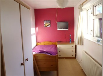 EasyRoommate UK - Large Single Room in Pleasant Area - Aston End, Stevenage - £280 pcm