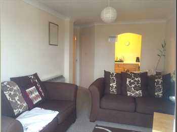 EasyRoommate UK - Room in Central Southsea apartment, Portsmouth - £340 pcm