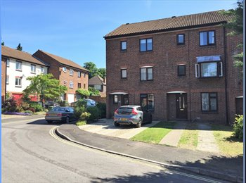EasyRoommate UK - Furnished Room in Shared House - Southampton, Southampton - £445 pcm