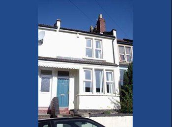 Double room in friendly shared house