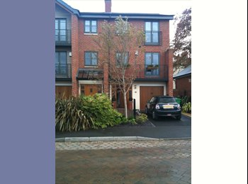 Double room to rent in new development in Wilford