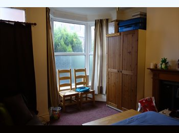 Bright  Double Room Near Ecclesall Road/ Town and Unis