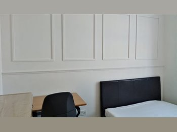EasyRoommate UK - Double Room available for £305 - Fratton, Portsmouth - £305 pcm