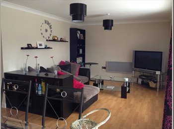 EasyRoommate UK - DOUBLE ROOM AVAILABLE IN FULLY FURNISHED FLAT - Colchester, Colchester - £445 pcm
