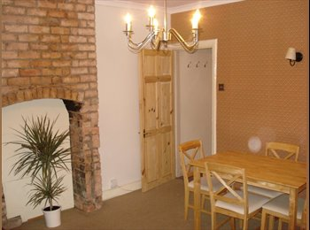 Rooms from £55pw in Arboretum flat share