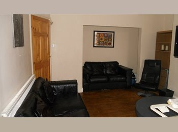 Super 6 bed student house, Moseley Rd, Fallowfield
