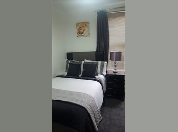 TWO LARGE DOUBLE ROOMS ONLY ONE WEEK DEPOSIT