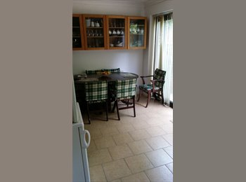 EasyRoommate UK - two large double rooms to let, London - £500 pcm
