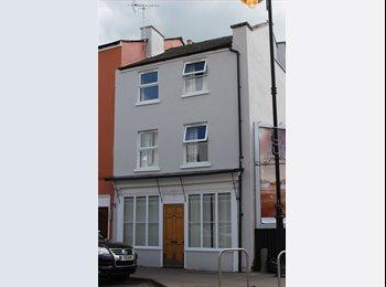 EasyRoommate UK - TOWN CENTRE HOUSE SHARE - DECENT SIZE DOUBLE ROOM £375PCM, Cheltenham - £375 pcm