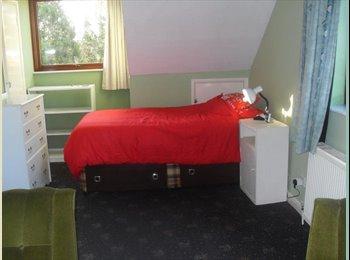 EasyRoommate UK - Double room for single Vegetarian - Binstead, Ryde - £364 pcm