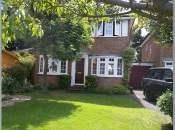 EasyRoommate UK - wonderful place to live! - New Haw, North Surrey - £500 pcm