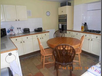 EasyRoommate UK - Super Sized double room to rent – IP1 Ipswich, Ipswich - £450 pcm