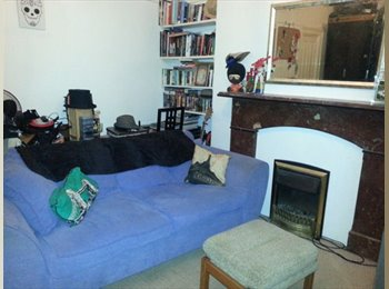 Large room on ground floor, in central Leamington