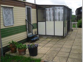 The Retreat - (One bedroom caravan)