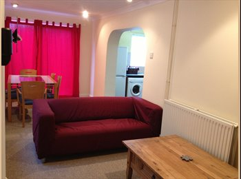 Double Rooms available in lovely shared house in a quiet...