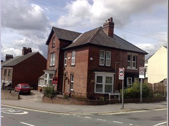 EasyRoommate UK - Spacious well appointed property close to town - Whittington, Chesterfield - £300 pcm