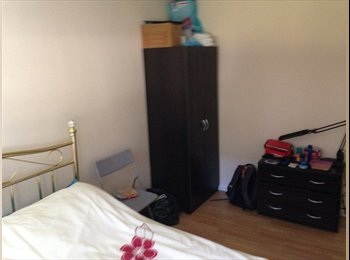 Excellent double furnished room all bills included