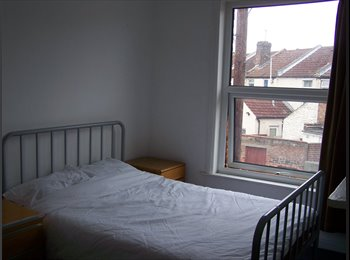 Double rooms in a Portsmouth house