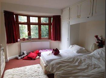EasyRoommate UK - Large single room in quiet house - Wallington, London - £480 pcm