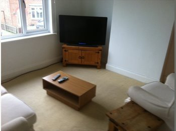 Furnished double, with guest living space.