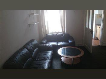 modern  3 bed upper flat