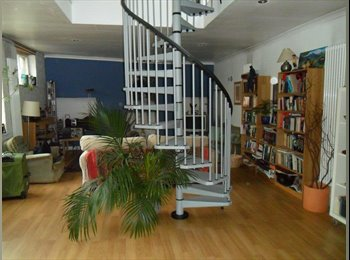 EasyRoommate UK - Large room with ensuite for rent in Chorlton - Chorlton Cum Hardy, Manchester - £450 pcm