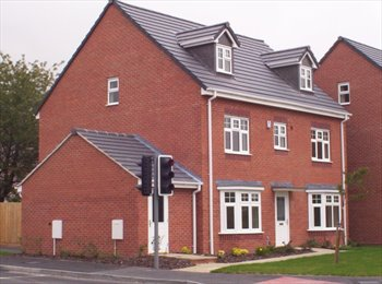 EasyRoommate UK - Double Bedroom - Warndon, Worcester - £420 pcm