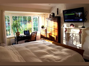 EasyRoommate UK - Cheltenham -Stunning Double in Friendly Houseshare, Cheltenham - £495 pcm